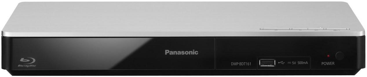 Blu-ray přehrávač DMP-BDT161EG 3D Blu-Ray přehr. PANASONIC