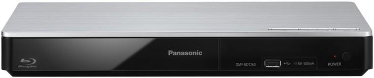 Blu-ray přehrávač DMP-BDT260EG 3D Blu-Ray přehr. PANASONIC ROZBALENO