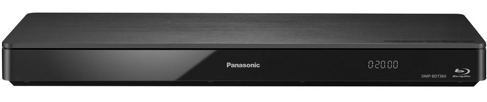 Blu-ray přehrávač DMP-BDT360EG 3D Blu-Ray přehr. PANASONIC