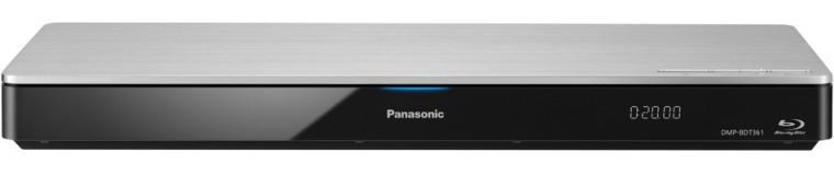 Blu-ray přehrávač DMP BDT361EG 3D BLU-RAY PŘEHR. PANASONIC