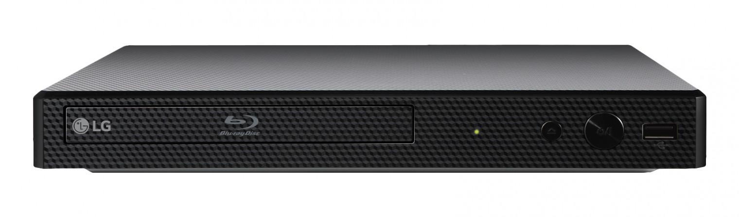 Blu-ray přehrávač LG BP250