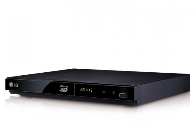 Blu-ray přehrávač LG BP325 ROZBALENO