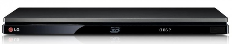 Blu-ray přehrávač LG BP730