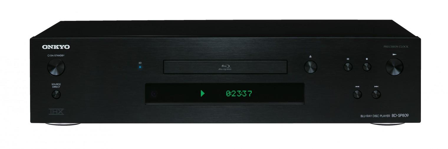 Blu-ray přehrávač Onkyo BD-SP809 B