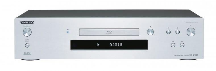Blu-ray přehrávač Onkyo BD-SP809 S