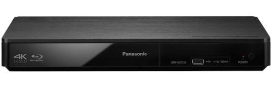 Blu-ray přehrávač Panasonic DMP-BDT170EG černý