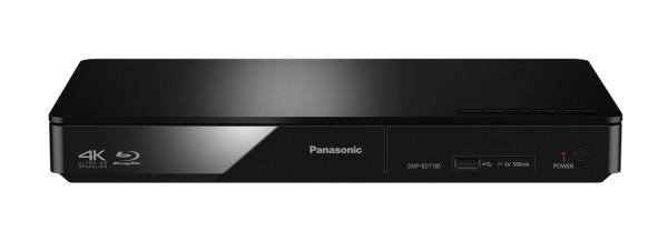 Blu-ray přehrávač Panasonic DMP-BDT180EG, černý