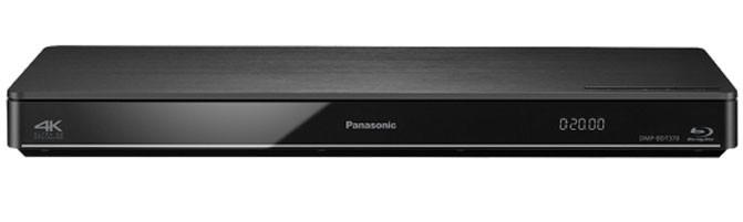 Blu-ray přehrávač Panasonic DMP-BDT370EG čierny