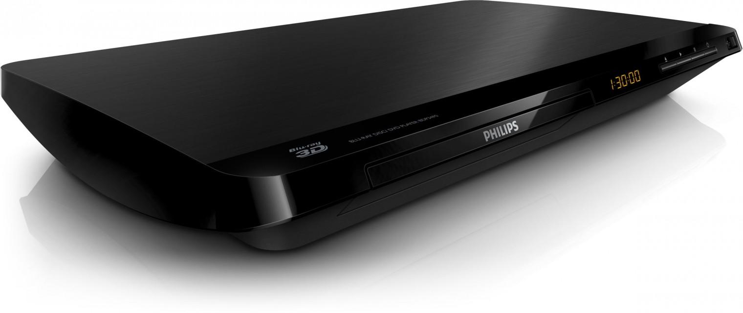 Blu-ray přehrávač Philips BDP3490