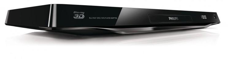 Blu-ray přehrávač Philips BDP7700