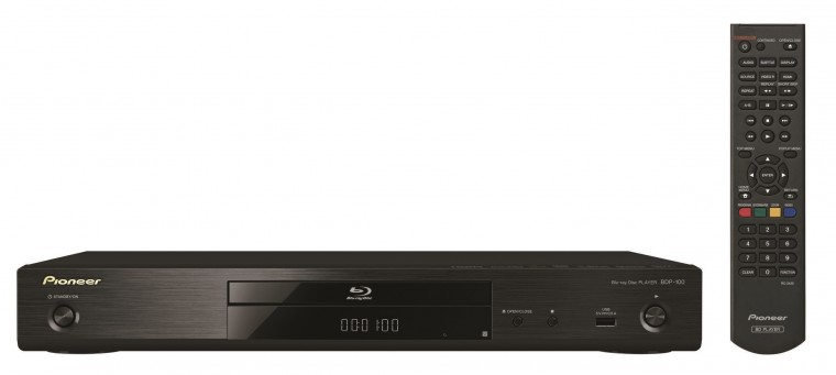 Blu-ray přehrávač Pioneer BDP-100-K