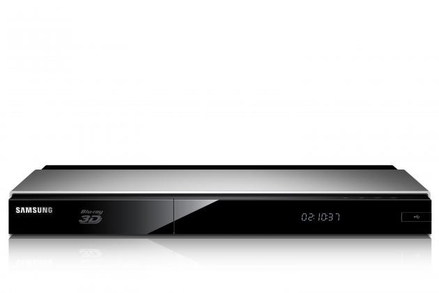 Blu-ray přehrávač Samsung BD-F7500