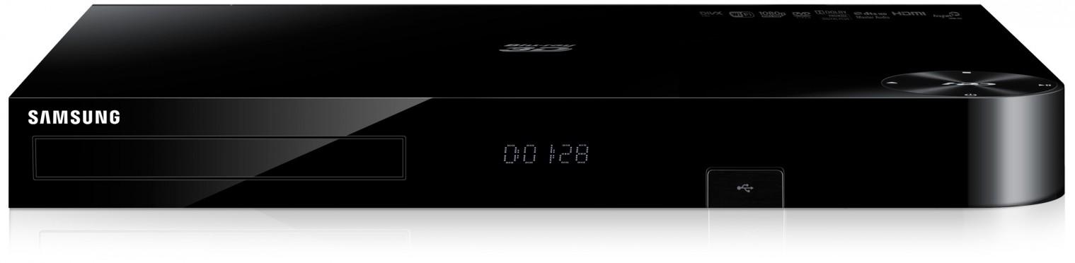 Blu-ray přehrávač Samsung BD-F8900