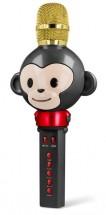 Bluetooth mikrofon Forever AM100B, černý POUŽITÉ, NEOPOTŘEBENÉ ZB