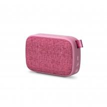 Bluetooth reproduktor ENERGY Fabric Box 1+ Pocket, růžový