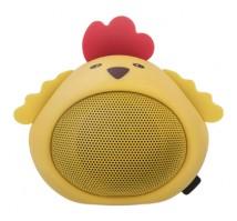 Bluetooth reproduktor Forever ABS-100, žlutý