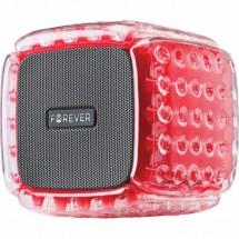Bluetooth reproduktor Forever BumpAIR BS-700, červený