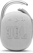 Bluetooth reproduktor JBL Clip 4, bílý