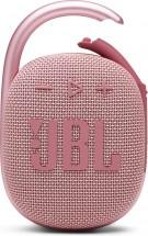 Bluetooth reproduktor JBL Clip 4, růžový