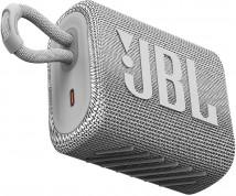 Bluetooth reproduktor JBL GO 3, bílý