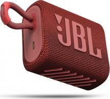 Bluetooth reproduktor JBL GO 3, červený