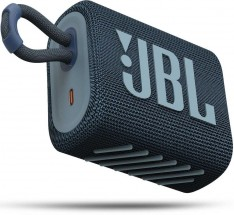 Bluetooth reproduktor JBL GO 3, modrý
