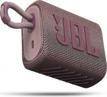 Bluetooth reproduktor JBL GO 3, růžový