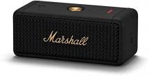 Bluetooth reproduktor Marshall Emberton Black & Brass.