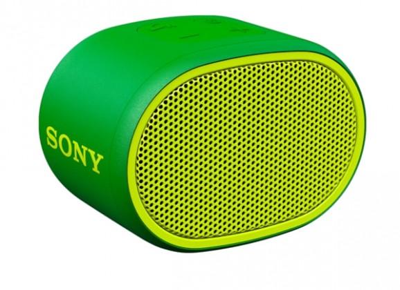 Bluetooth reproduktor Sony SRS-XB01, zelený