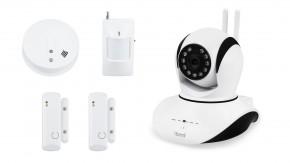 BML Safe HomeSet - základní set (kamera + 3 druhy senzorů)