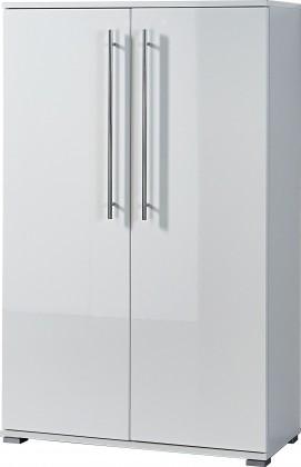 Botník GW-Inside - botník, 2x dveře (bílá)