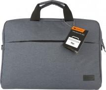Brašna na notebook Canyon Elegant, CNE-CB5G4, pro 15,6'', šedá
