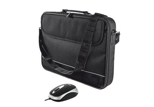 "Brašny 15-16"" Notebook Bag with mouse"