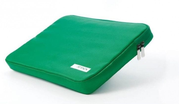 Brašny ATTACK Pouzdro na notebook Supreme Green 14,1""