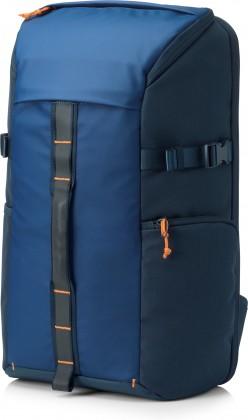Brašny Batoh na notebook HP Pavilion Tech 5EF00AA, modrá