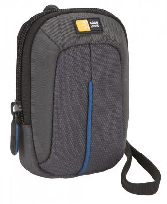 Brašny, batohy CASELOGIC CL-DCB301G/pouzdro na fotoaparát překlapovací,Šedé