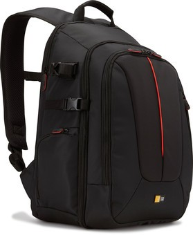 Brašny, batohy CASELOGIC CL-DCB309K Klasický batoh pro zrcadlovku (černá),nylon
