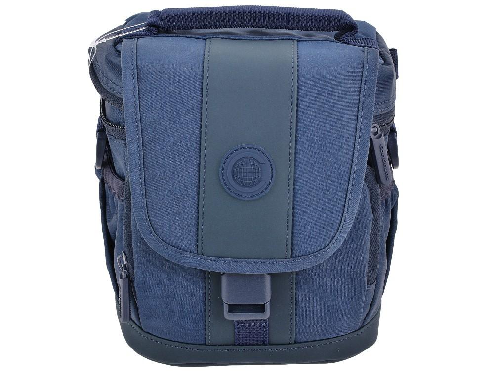Brašny, batohy Continent pouzdro na fotoaparát nebo kameru FF-01 modré