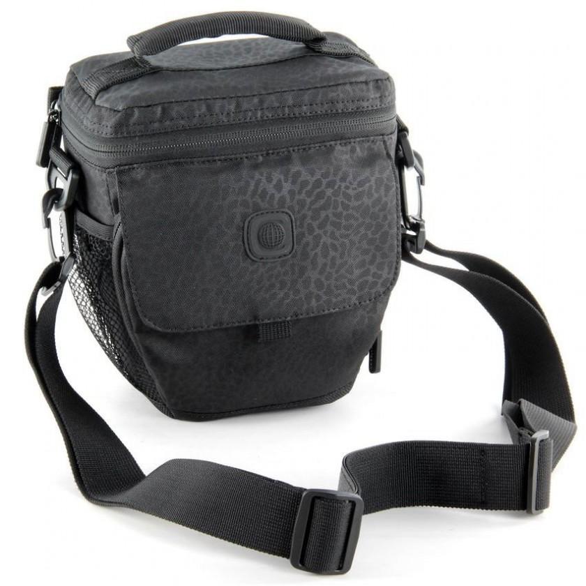 Brašny, batohy Continent pouzdro na fotoaparát nebo kameru  FF-05 černé