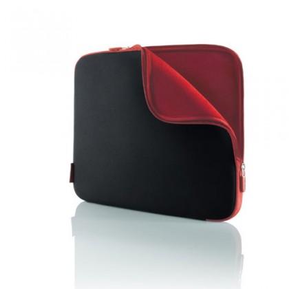"""Brašny Belkin 12"""" lehké ochranné pouzdro pro notebook, černé / vínové"""