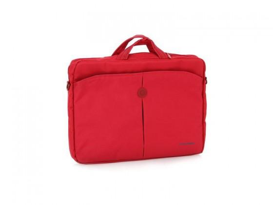 """Brašny Brašna na notebook Continent CC-012 15,6"""" červená"""
