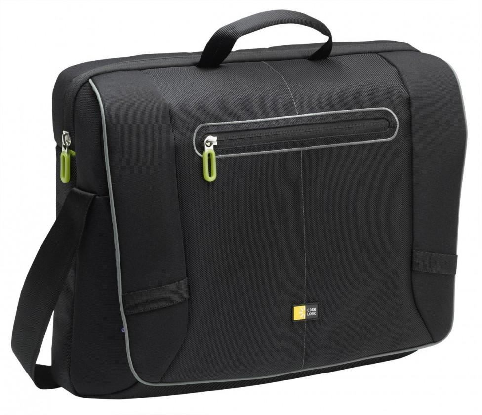 """Brašny CASELOGIC CL-PNM214K Business messenger na notebook do 14""""Černá"""