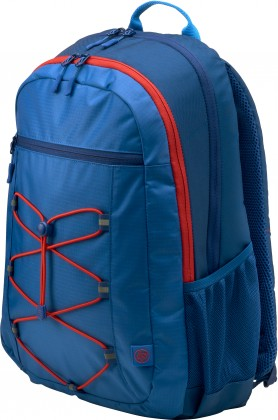 Brašny HP 15.6 Active Blue/Red Backpack