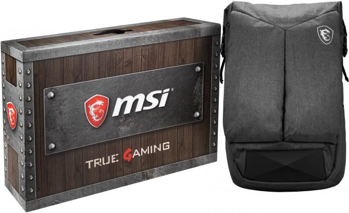 Brašny MSI Gaming batoh 2019
