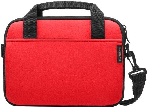 "Brašny Samsonite NETBOOK SLIPCASE 10.2"" Red"