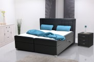 Brity Lux 4 - Boxspring 200x170 (M 06, sk. IV, nohy SBL)