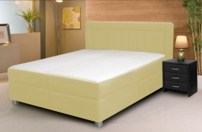 Brity Lux 4 - Boxspring 200x170 (M03, sk. IV, nohy SBL)