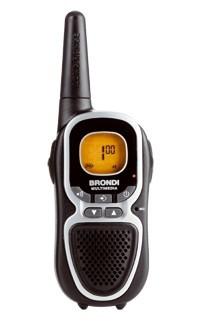 Brondi BR-FX350/ PMR vysílačky/ FX350/ TWIN/ 8 kanálů/ Dosah 10km