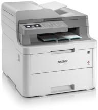 Brother DCP-L3550CDW,A4,18str/18str,ADF,kopírka,skener,duplex