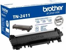 Brother TN2411 originální toner black,1200stran